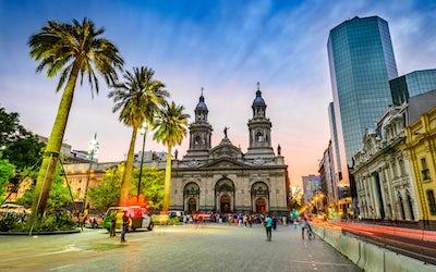 Santiago De Chile Tours