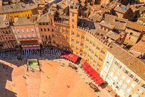 Siena, San Gimignano, Monteriggioni Y Cata De Vinos Chianti