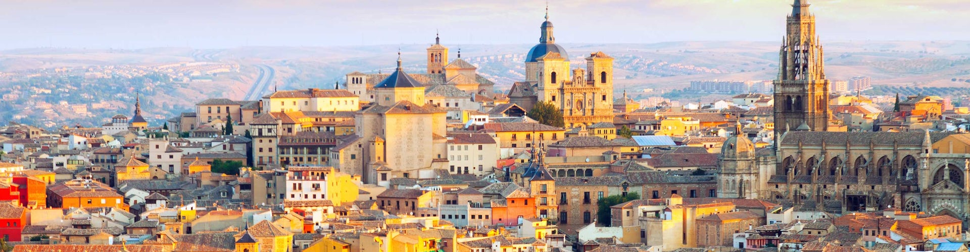 Toledo Desde Madrid