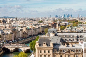 Torre Eiffel Sena