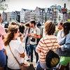 Tour A Pie Por Amsterdam Y Barco Por Los Canales