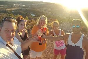 Atardecer en Algarve