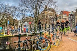 Tour Bicicleta Amsterdam