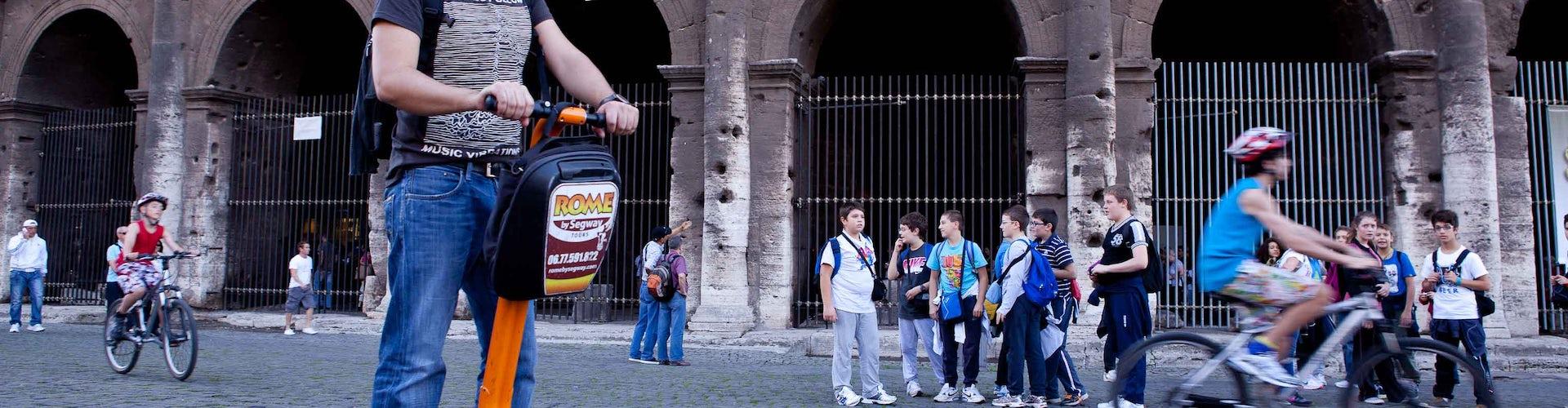 Tour En Segway Roma 3