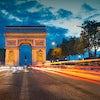 Tour nocturno de París
