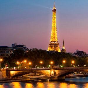Tour Nocturno Paris Con Crucero Sena