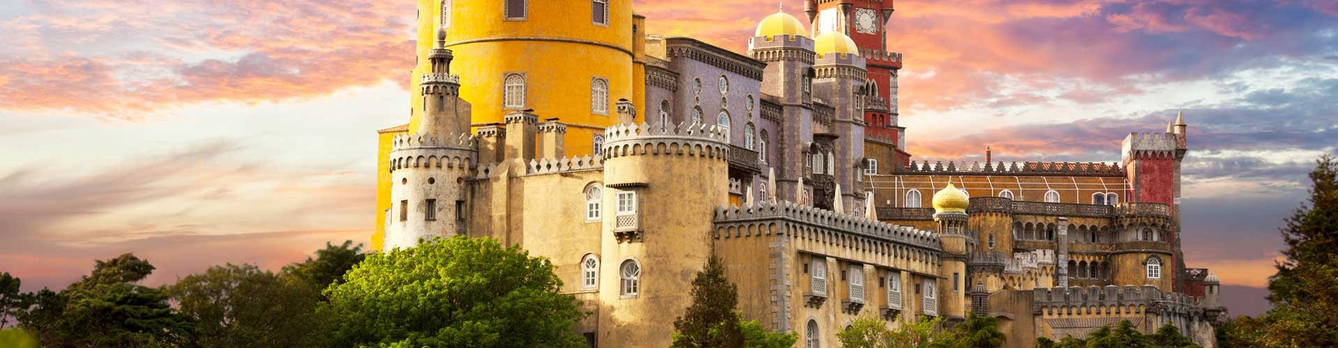 Tour Sintra Cascais Estoril Palacio Da Pena 2020
