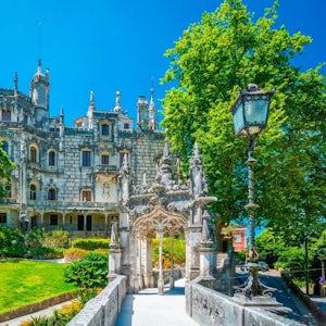 Tour Sintra Palacio Pena Quinta Da Regaleira