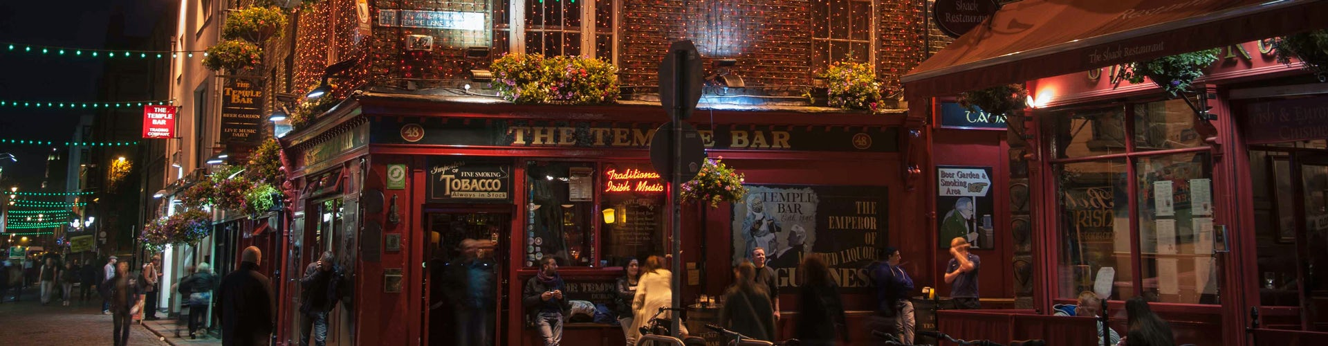 Tour Temple Bar Dublin 1