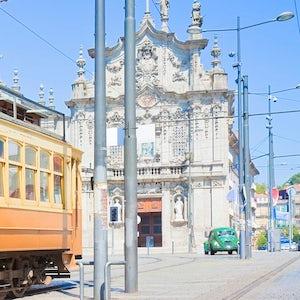 Tranvia Historico Oporto