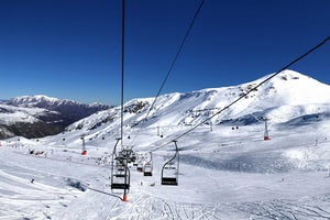 Valle Nevado Adobe Stock 162442900