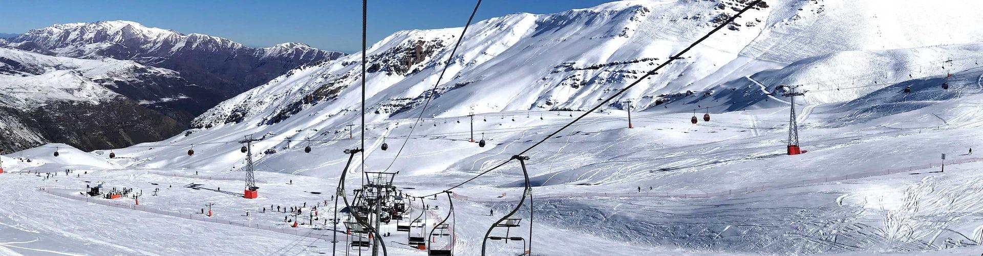 Valle Nevado Adobe Stock 162442900