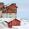 Valle Nevado Casa Adobestock 230018868