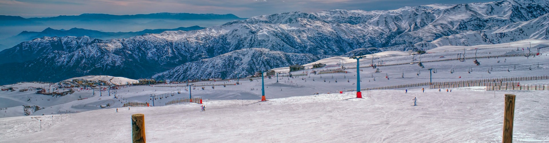 Valle Nevado Pistas Adobestock 77154966