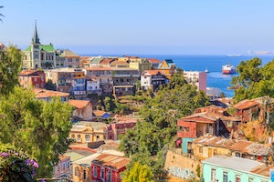 Valparaiso Vista General Adobestock 113527268