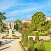 visita al parque retiro madrid