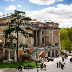 Visita Del Prado Con Guia