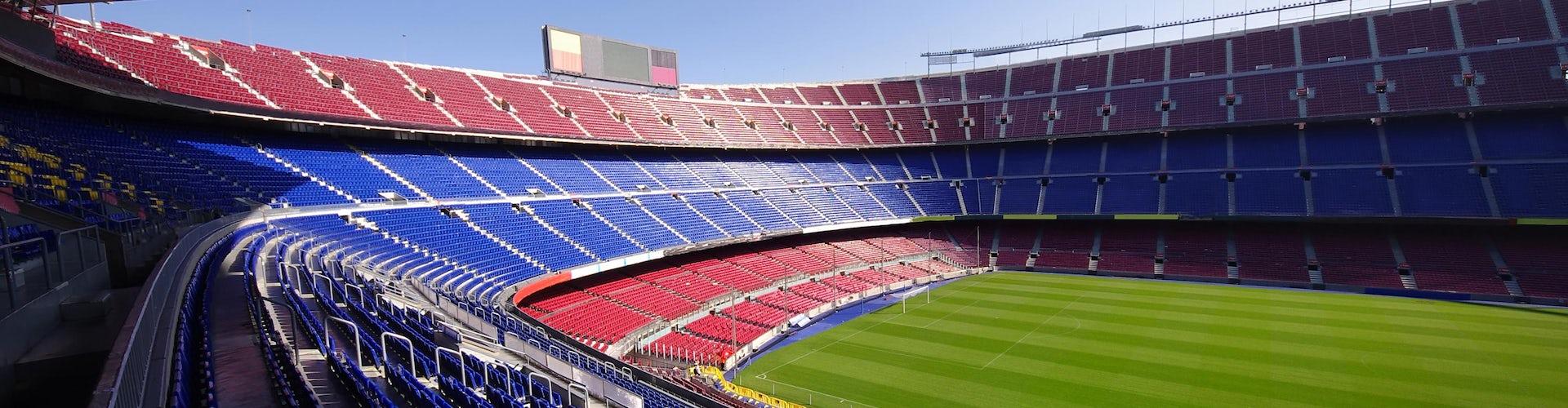 Visita Guiada Camp Nou