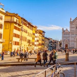 Visita Guiada Florencia Y Los Uffizi