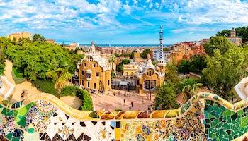 visita guiada park guell barcelona