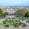 vista visita montmartre paris sagrado corazon