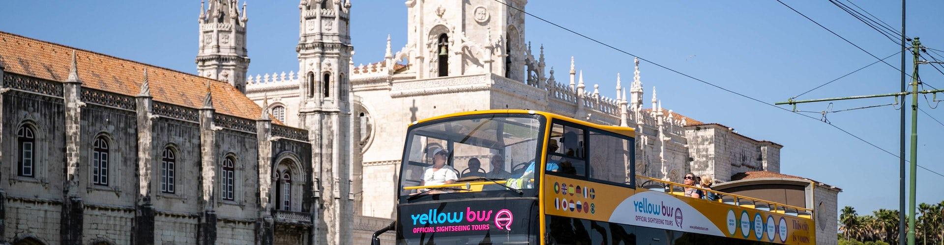Yellow Bus Lisboa