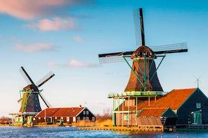 Zaanse Schans Holanda